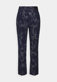 Missguided Petite - TIE DYE WRATH - Tracksuit bottoms - navy - 1