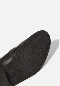 AllSaints - INDIANNA  - Lace-up ankle boots - black - 5