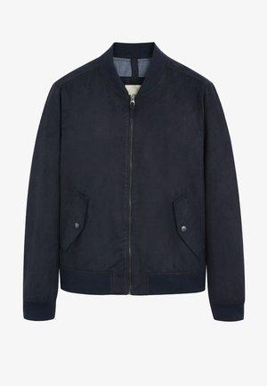 BERO - Bomber Jacket - dunkles marineblau