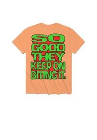 Chinatown Market - Print T-shirt - peach - 1