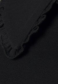 Pieces Curve - PCTANJA TOP - Sweatshirt - black - 2