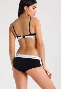 Calvin Klein Underwear - MODERN COTTON - Panties - black - 2