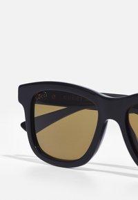 Gucci - UNISEX - Sonnenbrille - black/brown - 5