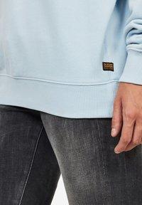 G-Star - LOOSE ROUND - Sweatshirt - laundry blue - 3