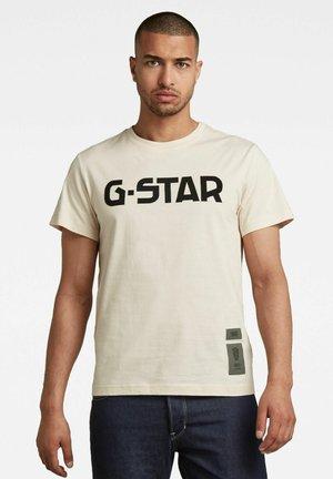 G-STAR - T-shirt print - bisque
