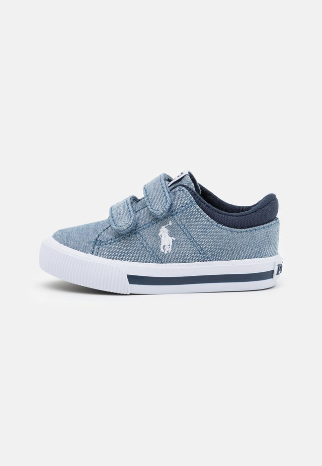 ELMWOOD UNISEX - Sneakers laag - blue/white