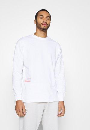 CREW - Maglietta a manica lunga - white