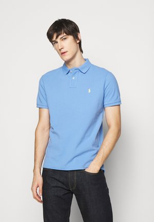 SHORT SLEEVE - Polo - cabana blue