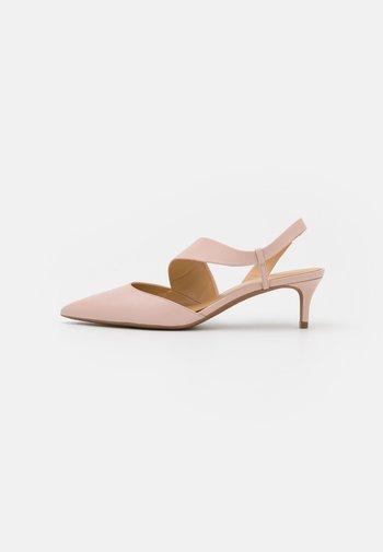 JULIET FLEX KITTEN - Klassieke pumps - soft pink