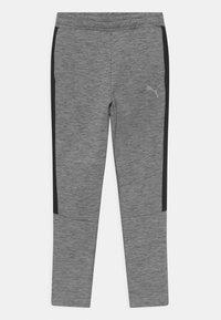 Puma - EVOSTRIPE PANTS UNISEX - Tracksuit bottoms - medium gray heather - 0