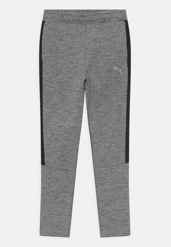 EVOSTRIPE PANTS UNISEX - Verryttelyhousut - medium gray heather