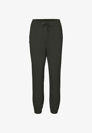 Tracksuit bottoms - peat