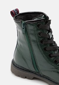 TOM TAILOR - Lace-up ankle boots - green - 5