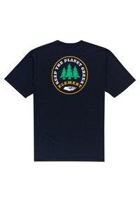 Element - SPERA - Print T-shirt - eclipse navy - 1
