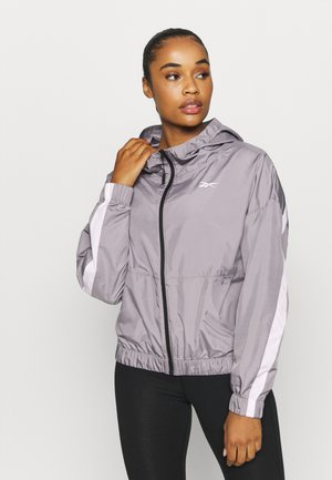 Training jacket - lilac