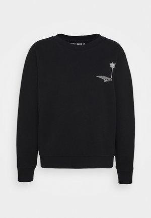 PLEASE WAIT - Sweatshirt - black
