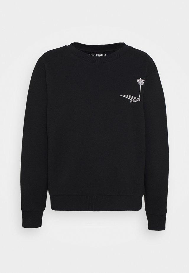 PLEASE WAIT - Sweater - black