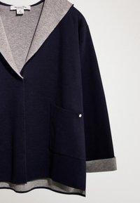 Massimo Dutti - Cardigan - dark blue - 5