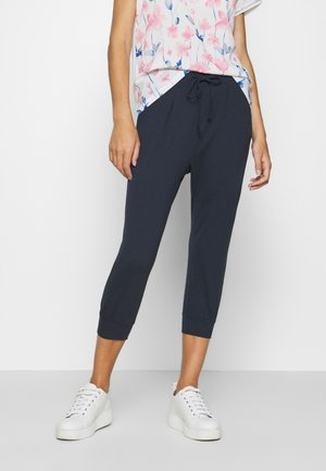 PANDINA CAPRI - Tracksuit bottoms - copenhagen night