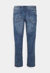 Blend - TWISTER - Slim fit jeans - denim light blue - 1