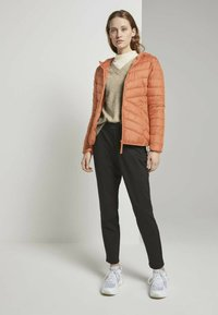 TOM TAILOR DENIM - Light jacket - dull coral - 1