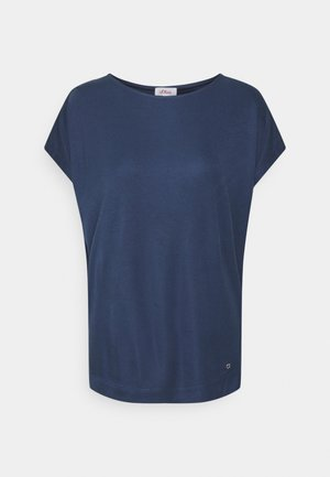 Basic T-shirt - faded blue