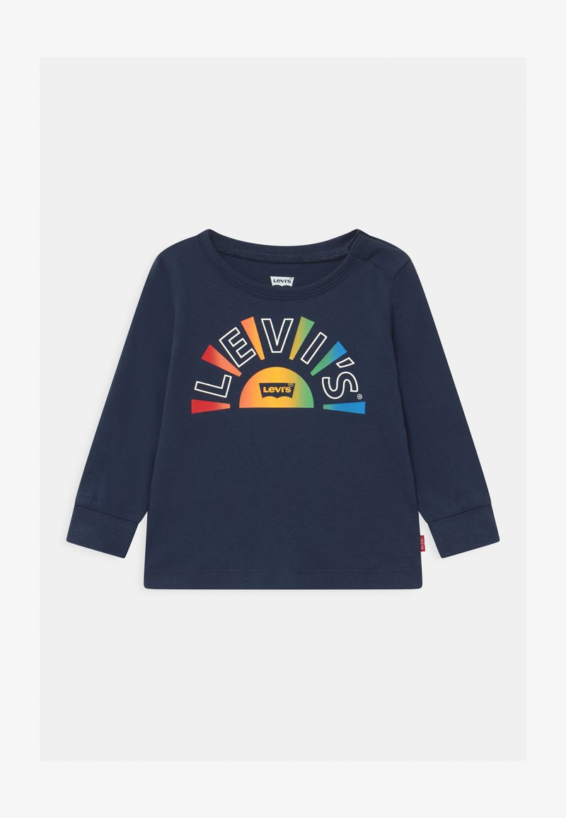 Levi's® - GRAPHIC - Longsleeve - dark blue