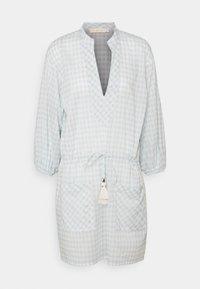 Tory Burch - TUNIC DRESS - Denní šaty - swim blue - 4