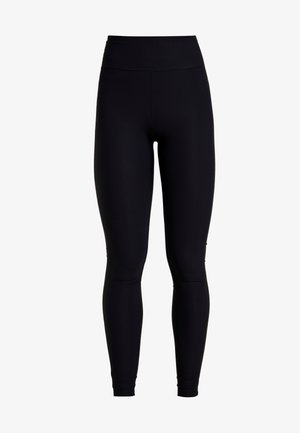 COMPRESSION ZIP - Punčochy - black