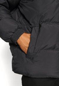 Carhartt WIP - DANVILLE JACKET - Down jacket - black - 4