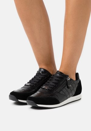 FEDERICA - Baskets basses - black