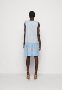CECILIE copenhagen - DRESS  - Denní šaty - blue - 2