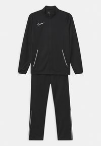 Nike Performance - SET UNISEX - Tuta - black/white - 0