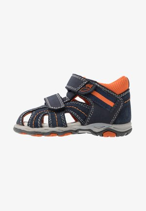 JOHN - Sandals - navy