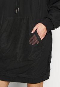 Diesel - D-ADO DRESS - Day dress - black - 4