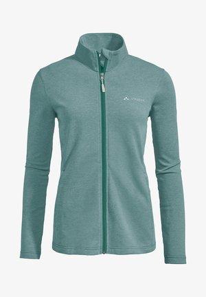 VALUA - Fleece jacket - nickel green