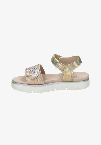 IZUMO - Sandals - goud