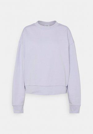 HUGE CROPPED - Sweatshirt - lilac