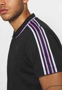 Björn Borg - TYLER - T-shirt sportiva - black beauty - 5