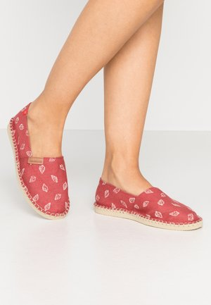 ORIGINE BEACH - Loafers - marsala