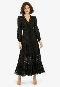 Apart - Maxi dress - schwarz - 0