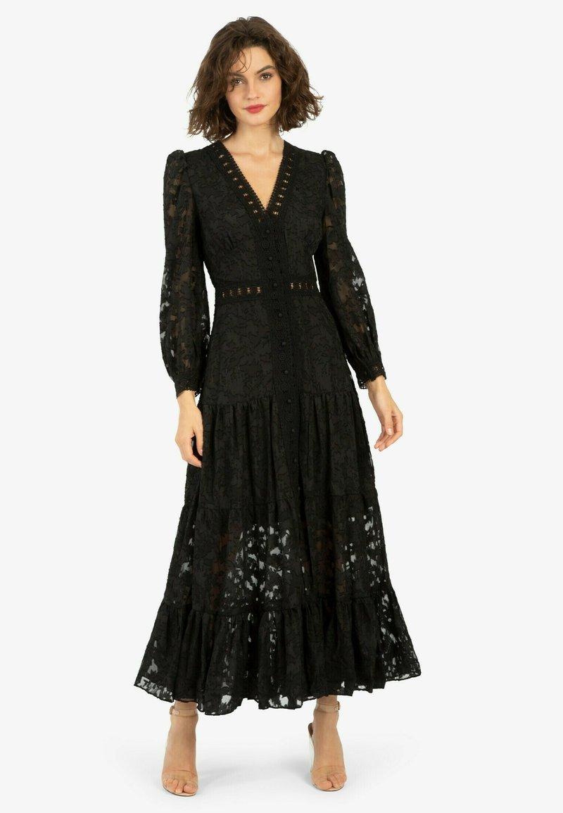 Apart - Maxi dress - schwarz
