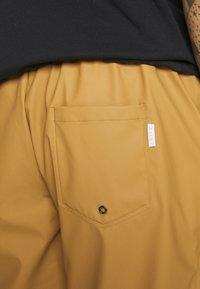 Rains - UNISEX - Pantalon classique - khaki - 4