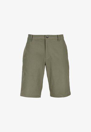 JACKPOT - Sports shorts - deep lichen green