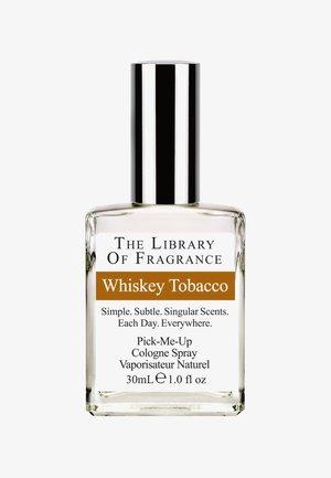 EAU DE COLOGNE - Eau de Cologne - whiskey tobacco