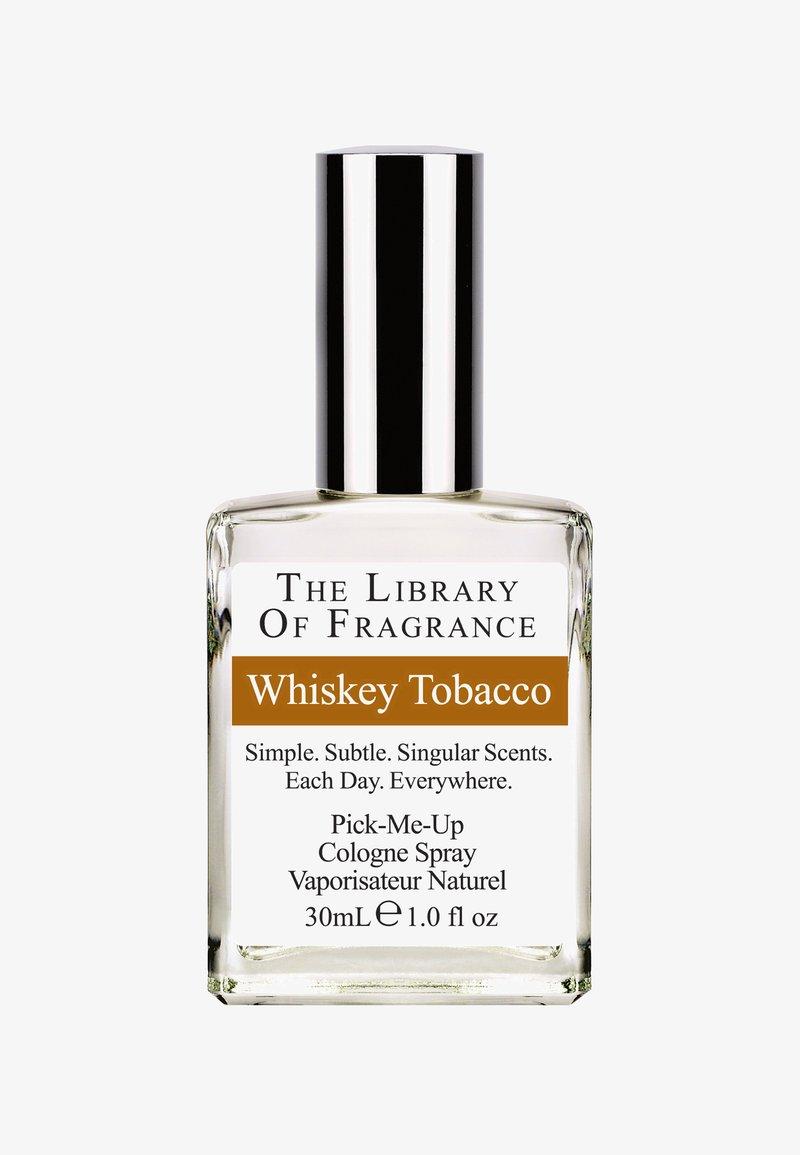 The Library of Fragrance - EAU DE COLOGNE - Eau de Cologne - whiskey tobacco