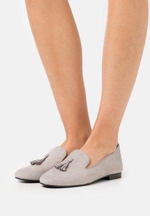 MATTEO - Nazouvací boty - pietra grey