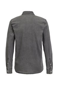 WE Fashion - Overhemd - light grey - 1