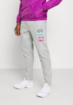 VELLIA JOG PANT - Teplákové kalhoty - grey marl