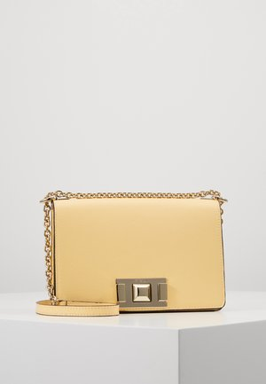 MIMI MINI CROSSBODY - Across body bag - crema